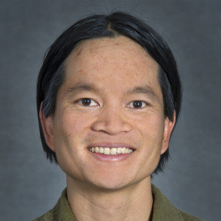 Wai-Yin Stephen Chan - Earth Scienced Divison studio portrait.